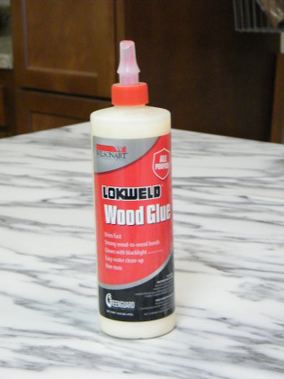 LOCKWELD WOOD GLUE